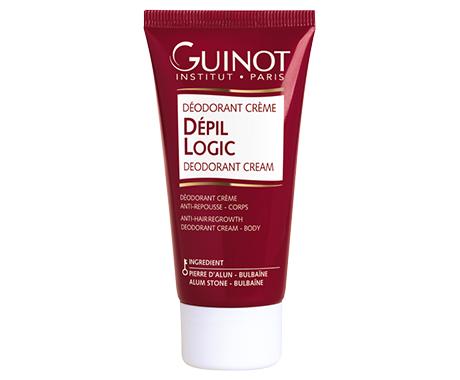 Guinot-Deodorant-Creme-Depil-Logic