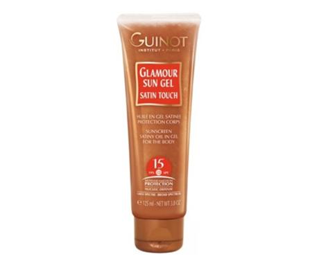 Guinot-Glamour-Sun-Gel-Satin-Touch-SPF15