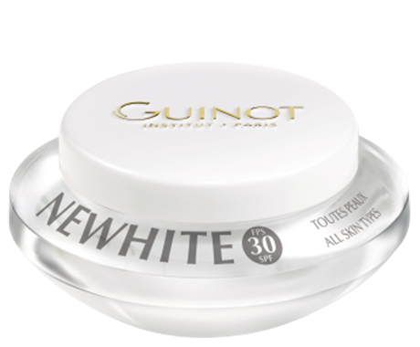 Guinot-Newhite-Creme-JourEclarcissante-SPF30
