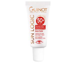 Age Sun Anti Age Yeux Guinot