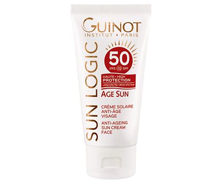 Age Sun Anti Visage SPF 50+