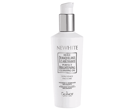 NEWHITE-HUILE-DEMAQUILLANTEE-CLAIRCISSANTE-PERFECT-BRIGHTENING-CLEANSING-OIL-Guinot
